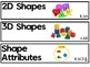 Kinder M.E.N.U. Math with TEKS!