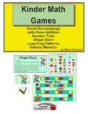 Kinder Math Games