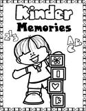 Kinder Memory Book