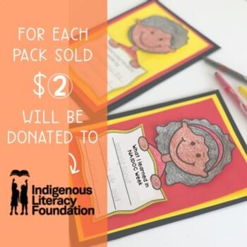 Kinder NAIDOC Week Activity Pack { Foundation / Prep / Kindergarten }