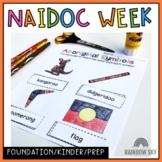 Kinder NAIDOC Week Activity Pack   Foundation / Prep / Kin