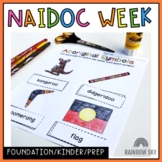 Kinder NAIDOC Week Activity Pack { Foundation / Prep / Kin