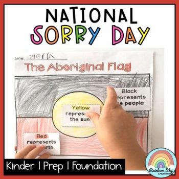 Kinder National Sorry Day Pack  - ( Foundation/ Prep / Kindergarten)