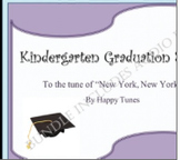 "Kinder ""New York"" Graduation Song BUNDLE. Mp3, lyrics and choreography. K"