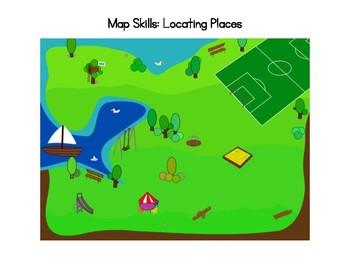 Kinder-Pants Geography (Kindergarten Prep Activity Binder)