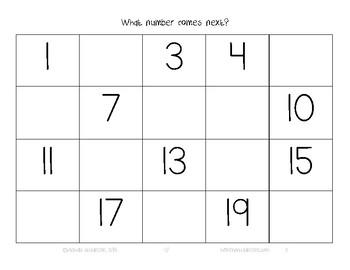 Kinder-Pants Mathematics