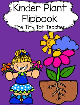 Kinder Plant Journal Flipbook