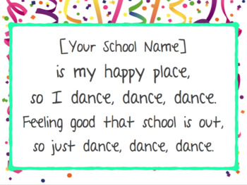 Kinder Pre K Graduation Song Can T Stop The Feeling Trolls Parody Mp3 Lyrics