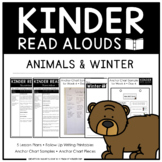 Kinder Read Alouds - Animals & Winter -