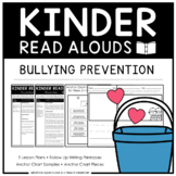 Kinder Read Alouds - Bullying Prevention -