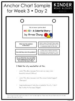 Kinder Read Alouds - Celebrating Diversity -