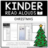 Kinder Read Alouds - Christmas -