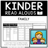 Kinder Read Alouds - Family -