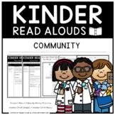 Kinder Read Alouds - Community -