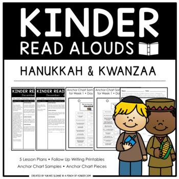 Kinder Read Alouds - Hanukkah & Kwanzaa -