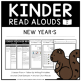 Kinder Read Alouds - New Year's -