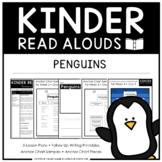 Kinder Read Alouds - Penguins -