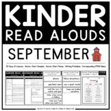 KINDER READ ALOUDS: SEPTEMBER
