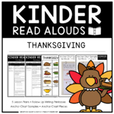 Kinder Read Alouds - Thanksgiving -