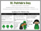 Kinder Read Alouds - St. Patrick's Day -