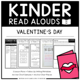 Kinder Read Alouds - Valentine's Day -