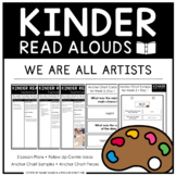 Kinder Read Alouds - We Are All Artists -