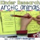 Kinder Research: Winter Animal Investigation Sheets