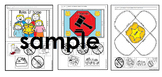 Kinder Rules and Laws in Social Studies (English only)