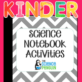 Kindergarten Interactive Science Notebook
