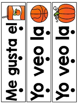 Kinder Sight Word Sentences