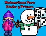 Matematicas para Kinder y Primero