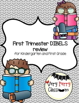 Kinder and First Grade ELA assessment review PART 1