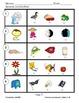Kinder or First Grade Assessment