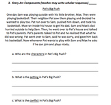 Kinder to First Grade Reading Readiness Checklist