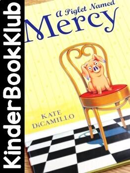 KinderBookKlub 2: A Piglet Named Mercy