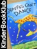 KinderBookKlub 2: Giraffes Can't Dance