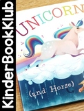 KinderBookKlub 2: Unicorn (and Horse)
