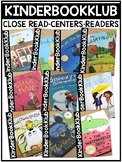 KinderBookKlub Bundle | Homeschool Compatible |
