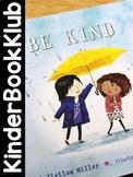 KinderBookKlub: Be Kind