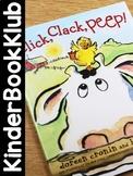 KinderBookKlub: Click, Clack, Peep