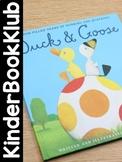 KinderBookKlub: Duck and Goose