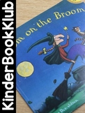 KinderBookKlub: Room on the Broom