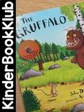 KinderBookKlub: The Gruffalo