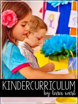 KinderCurriculum BUNDLED Resources