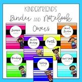 KinderFriends Binder Covers