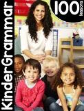 KinderGrammar Kindergarten Grammar Curriculum   Homeschool Compatible  