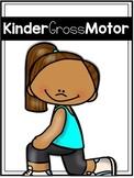 KinderGrossMotor Kindergarten Gross Motor Curriculum