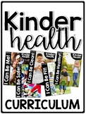 KinderHealth® Kindergarten Health Curriculum Bundle