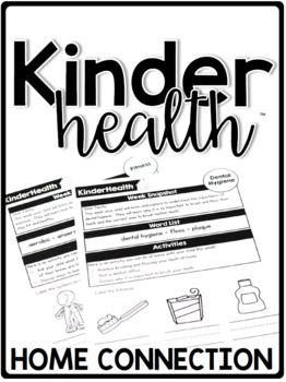 KinderHealth Kindergarten Health Home Connection - Newsletters