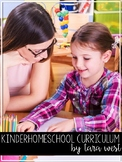Kindergarten Homeschool Curriculum BUNDLED Resources
